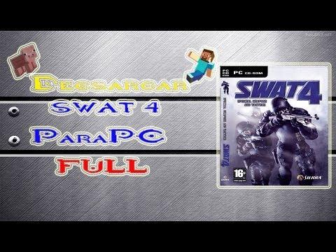 Como Descargar SWAT 4 Para PC [Portable Full] En Español [HD] 2014