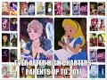 Ever After High Students' Parents Up To 2018 (1080p)