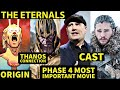 Who Are The Eternals! | Fully Origin Story Explained in Hindi ||SUPER INDIA||