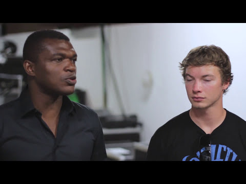 Cannes Lions TV Meets: David Wise and Marcel Desailly