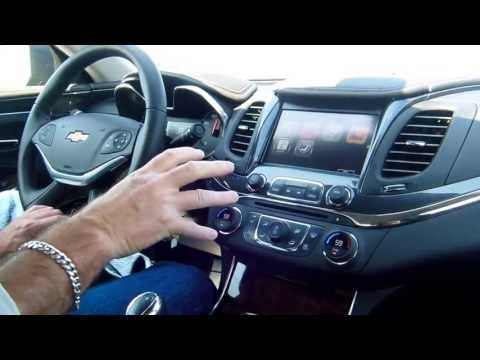 2014 Chevrolet Impala all NEW