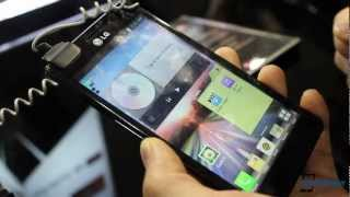 MWC: LG Optimus 4X HD Hands-On