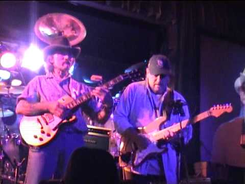Dickey Betts&Great Southern at BB King's NY - Southbound