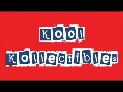 Kool Kollectibles Channel Trailer 2 - For everything kool and kollectible!