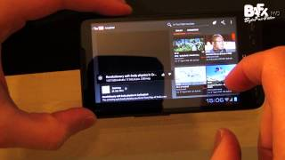 HTC HD2 Paranoid 1.1a Hybrid Phone/Tablet