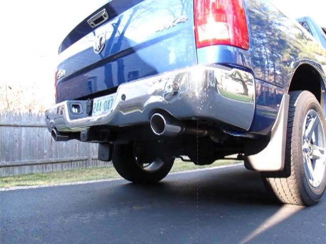 2011 Dodge 1500 - MBRP Exhaust Upgrade
