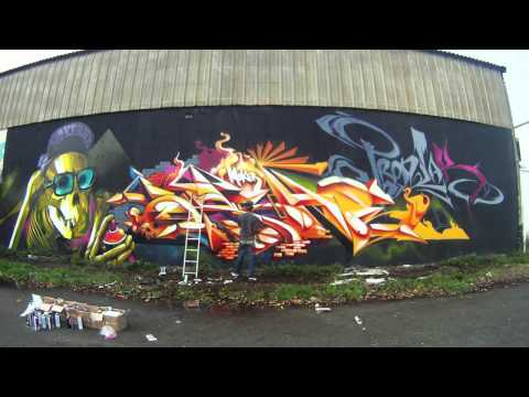 Dashe & Pax49 - Ironlak Battle 2011