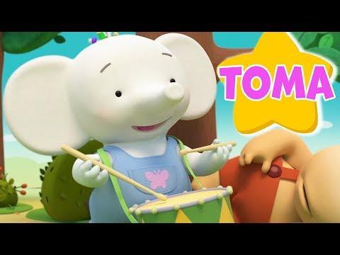 Сборник Томы! Полчаса вместе с Тимой и Томой - Тима и Тома 🐘! - Мультики для детей.