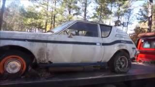 1973 AMC Gremlin X Rescue