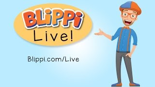Blippi Live! More Locations SOON!