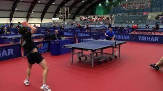 Jeoung Youngsik KOR vs Olivares Felipe CHI - HIGHLIGHTS Full HD table tennis, POLISH OPEN
