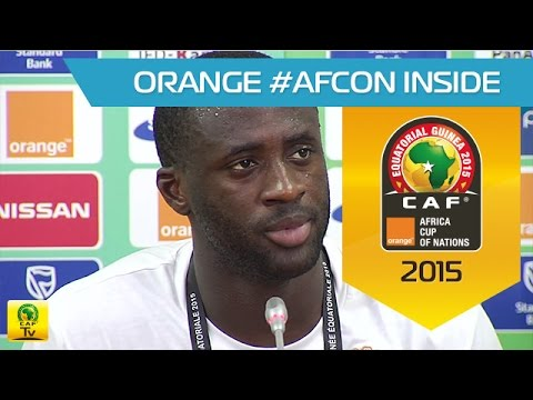 Côte d'Ivoire - Conférence de presse (20/01) - Orange Africa Cup of Nations, EQG 2015