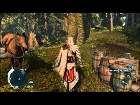 【AT】Assassin's Creed 3 - Horský démon [CZ]