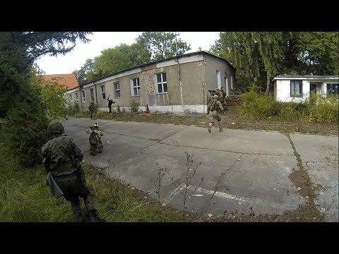 Counter - Strike Airsoft Game, Przecław, Szczecin, Poland, 22.09.2013