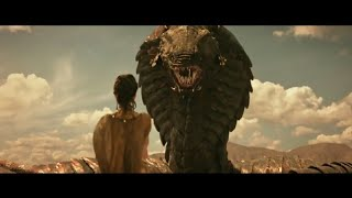 Rắn Ma Khổng Lồ tấn công   AMAZING MovieClips  - Phim Những vị thần Hy Lạp