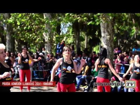 Kimbara - Prueba de Admisión Llamadas 2014 - Candombe TV