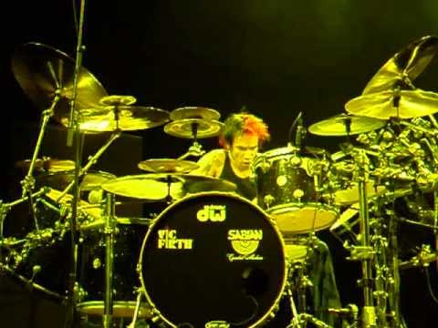 Roy Mayorga (Stone Sour) performs @ Drummer Live 2008