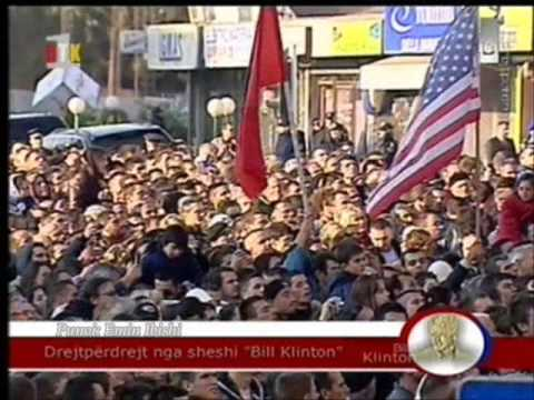 Bill Clinton in Kosovo 2009 Bill Klintoni në Kosovë