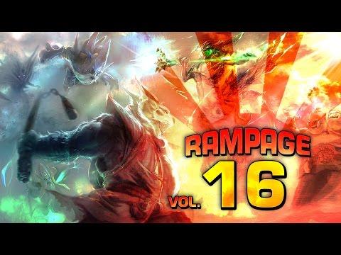 Dota 2 Rampage Vol. 16