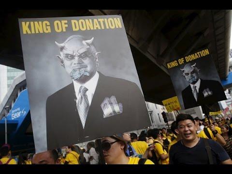 Berita 30 Agustus 2015 - VIDEO Serukan Reformasi, Demo Pelengseran PM Malaysia Berlanjut
