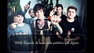 Go to hell, for heavens sake -  Bring Me The Horizon sub español