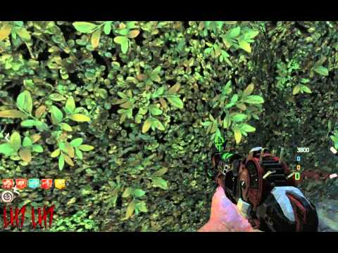 Играем в Call of duty: Black Ops 2. Зомби-режим. Выполняем пасхалку на Buried.