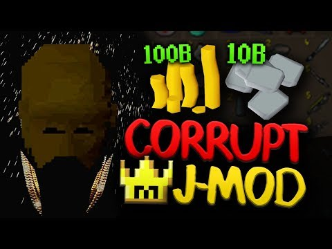 Corrupt Jagex Moderator steals BILLIONS of GP (Explanation of Events)