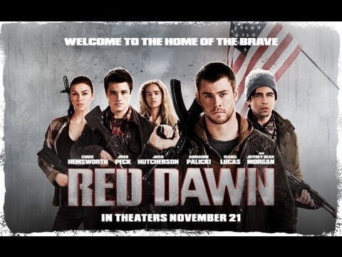 Red Dawn Official Trailer (2012)