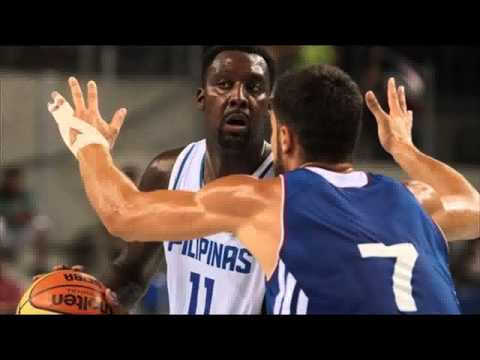 DESPITE GREAT PERFORMANCE BY ANDRAY BLATCHE THE PHILIPPINES LOSE TO CROATIA