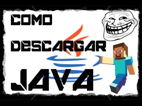 Descargar Java Para Windows XP. 7. 8. 8.1. 10 Full!! Para el Minecraft - Tutorial - JoanThiProsh