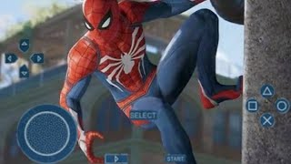(140mb) spiderman web of shadow psp di android