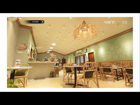 D Sign - Coffee Shop Yang Di Design Seperti Berada di Rumah Sendiri