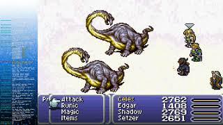 Speedy's Backlog - Final Fantasy VI Pt 17 (Final)