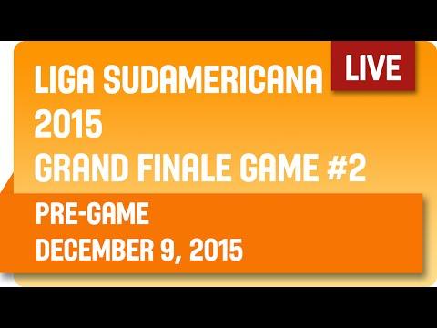 San Martin Corrientes (ARG) v UniCEUB/BRB (BRA) - Game #2 Pre Game Show