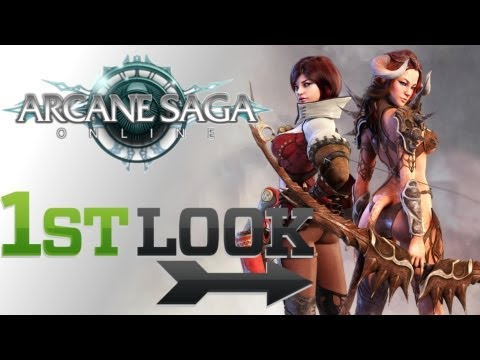 Arcane Saga - First Look