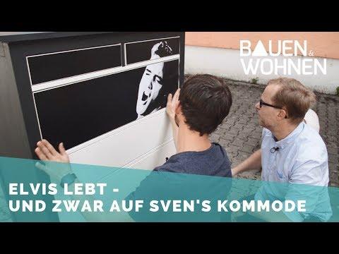 Do it Yourself – Neuer Folien-Look für IKEA Kommode