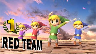 Super Smash Bros. Ultimate - Team Victory Poses - Part 5