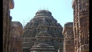 Konark Sun Temple-Beauty of Statues