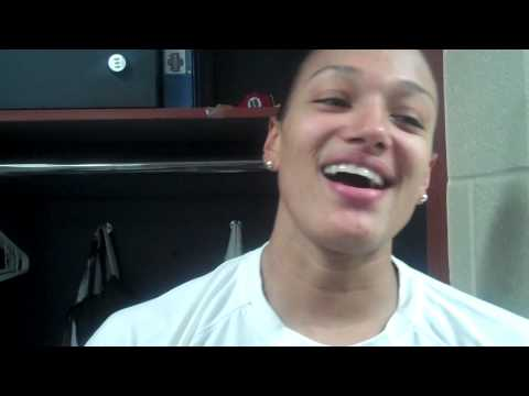 Marissa Coleman Post Game Video