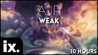 Download Lagu AJR - Weak // 10 Hours Gratis STAFABAND