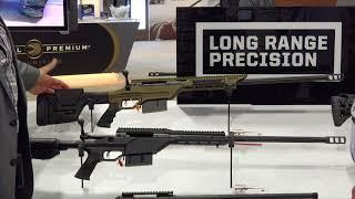 2018 SHOT Show - Savage Arms