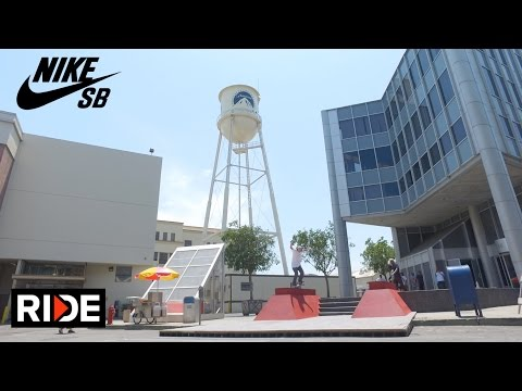 Eric Koston, Paul Rodriguez, Sean Malto - Nike SB - Go Skateboarding Day 2016