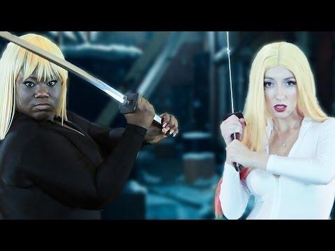 Black Woman [Iggy Azalea's Black Widow Parody]