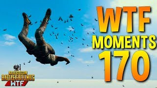 PUBG Funny WTF Moments Highlights Ep 170 (playerunknown's battlegrounds Plays)