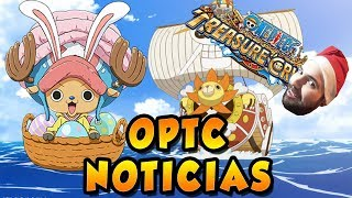 OPTC NOTICIAS | EASTER SUGOFEST!!! - ¿Analisis? (GLOBAL)