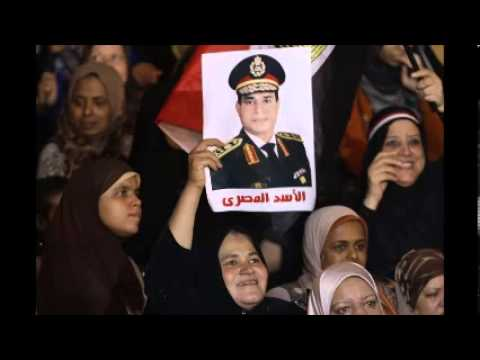 General Sisi Candidate From Presidential Elections