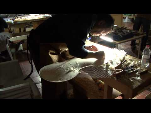 Adelaide International Cello Festival 2011 - Cello Making Challenge