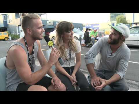 Angus & Julia Interview on Juice
