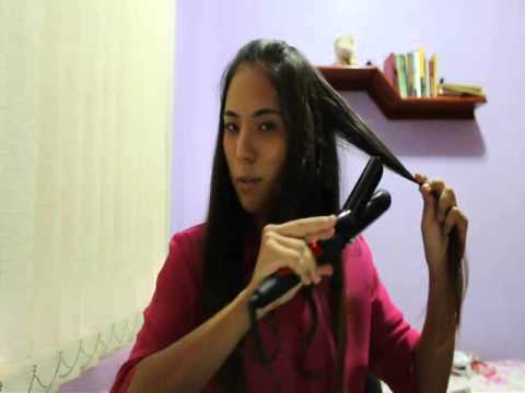 Como usar o babyliss de 33mm (ou 1 polegada e 1/4)