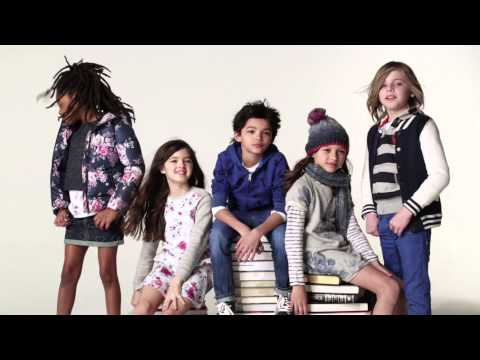 United Colors of Benetton Models United Colors of Benetton Kids